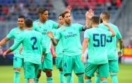 Real Betis xúc tiến, giải cứu 'kẻ thất sủng' của Real Madrid