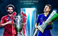 Đố vui: Bạn đã biết vì sao Chelsea sẽ gây khó dễ cho Liverpool ở Siêu Cúp Châu Âu?