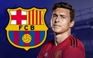 Bám riết trụ cột Man Utd hàng tháng trời, Barca cuối cùng đã có đáp án