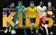 Những 'wonderkid' sẽ khiến Bundesliga 2019/2020 dậy sóng (P2)