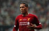 Van Dijk chỉ ra vấn đề của Liverpool sau trận siêu cúp