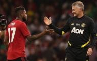 Tại sao suất đá chính tại Man Utd không quá khó với Fred?