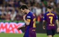 Barcelona, lệ thuộc Messi chỉ có 'chết'!