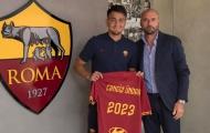 CHÍNH THỨC! Mục tiêu của Bayern Munich gia hạn hợp đồng với AS Roma