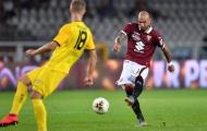 Cựu sao Juventus tỏa sáng, Torino tiếp tục chuyến phiêu lưu tại Europa League