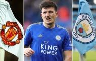 Chọn Man Utd, Maguire từ chối mức lương điên rồ ở Man City