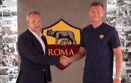 """CHÍNH THỨC: """"Khao khát của Conte"""" gia hạn hợp đồng với AS Roma"""