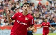 Ghi 1 bàn, kỷ lục điền tên Havertz trong sử sách Bundesliga