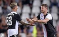 Ra sân lần đầu cho Juventus, cựu sao Arsenal nói lời xúc động