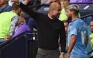 SỐC: Aguero hành xử khó tin với Pep Guardiola