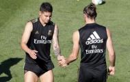 Napoli đại chiến Atletico, quyết giật tiền vệ 42 triệu từ Real Madrid