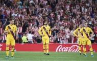 Qua 1 vòng đấu, Barcelona đã cho thấy sự thất vọng lớn