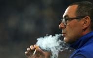 NÓNG: Trang chủ Juventus xác nhận HLV Sarri mắc bệnh liên quan đến phổi
