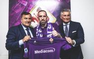 CHÍNH THỨC: Cựu sao Bayern Munich gia nhập Fiorentina