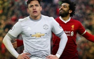 Lương M.U phải trả cho Sanchez nhiều hơn mức phí Liverpool mua Mohamed Salah