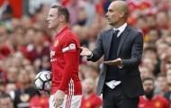 Chưa quên thù xưa, Rooney 'cà khịa' Man City bằng nhát dao 2 năm
