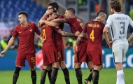 Vòng 1 Serie A: AS Roma và màn chạy đà trước derby