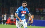 """Chốt tương lai sao 20 triệu euro, HLV Napoli lại """"đau đầu"""""""