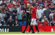 Man Utd tổn thất lớn ở trận gặp Palace