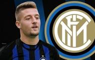 Inter Milan chơi đòn 'độc', quyết đón sao Serbia của Lazio