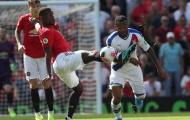 Số 0 báo động cho hàng công Man Utd