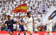 CĐV làm điều khó tin với thầy trò Zidane trong ngày hoà Valladolid