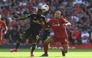 CĐV Liverpool phản pháo khi Van Dijk bị chê hồi hộp trước Pepe