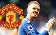 'Vâng! Cậu ấy sẽ gia nhập Man United'