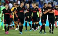 Atletico nối dài thăng hoa với chiến thắng sát nút trước Leganes