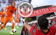 CĐV Man Utd: 'Thật xấu hổ khi chúng ta không ký HĐ với cậu ấy'