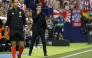 Simeone: 'Atletico vẫn là đội bóng của mọi người'
