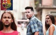Cười vỡ bụng với loạt ảnh chế La Liga và Serie A tuần qua