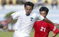 Cựu tiền vệ HAGL được chọn vào BHL ĐT Thái Lan để đấu Việt Nam