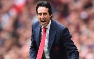 Emery lên tiếng, tương lai 'cây trường sinh' ở Arsenal lung lay dữ dội