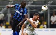Ghi bàn cho Inter Milan, Lukaku được so sánh với Tổng thống Liberia