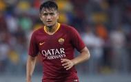 """Sao AS Roma """"hâm nóng"""" trước thềm đại chiến với Lazio"""
