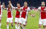 Ajax Amsterdam giành vé đá Champions League sau 4 trận vòng loại