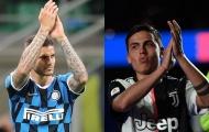 Đại diện Inter Milan và Juventus gặp mặt, chốt tương lai 2 sao Argentina