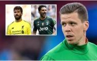 Sao Liverpool được ca ngợi là thủ môn hay nhất thế giới