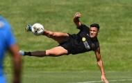 Bắt tay Lukaku, Sanchez làm điều kinh ngạc trên sân tập Inter Milan