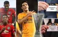 Bốc thăm vòng bảng Europa League: Man Utd, Arsenal 'cầm chắc' vé đi tiếp
