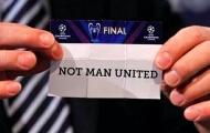 Cười té ghế với loạt ảnh chế bốc thăm Champions League