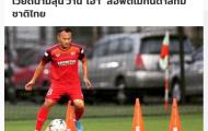 Báo Thái Lan: Nguy to, Trọng Hoàng đang hồi phục rất nhanh