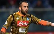 David Ospina: 'Người thừa' tại Arsenal, 'chiến binh' của Napoli