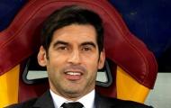 Hậu bốc thăm Europa League, HLV AS Roma tỏ ra thận trọng