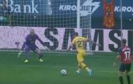 Đây! 'Cơ hội vàng' bị bỏ lỡ khiến Barcelona mất điểm đầy tiếc nuối