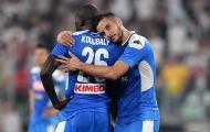 Góc Napoli: Hàng phòng ngự và cơn đau đầu của Ancelotti
