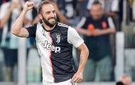 Higuain nói lời xúc động sau chiến thắng nghẹt thở của Juventus