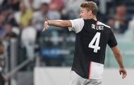 HLV Martusciello bảo vệ De Ligt sau màn ra mắt không như ý