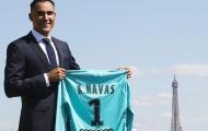 CHÍNH THỨC: Keylor Navas chia tay Real Madrid
